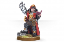 Commissar with Power Fist