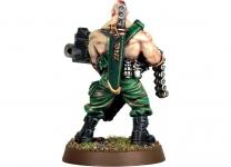 Gunnery Sergeant Harker