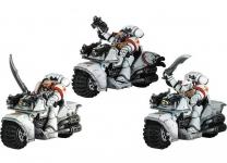 White Scars Bike Squad Upgrade Pack