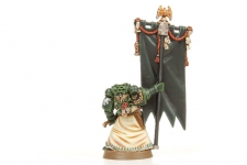Dark Angels Banner Bearer