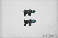 Matter Displacement Pistols (10)