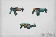 Post Apocalyptic Guns (10)