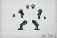 Bionic Bits set
