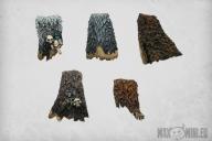 Fur Cloaks (5)