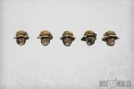 Boonie Hat Heads (10)