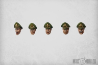 Officer Heads (10)