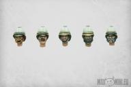 Pith Helmets (10)