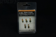 Steam Knight Nobles heads (10)