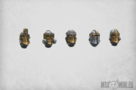 Steam Knights Helmets (10)